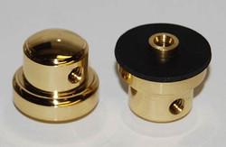 18C) Single Point Tubeless Brass