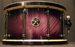 8 ply Maple w/Re-Rings