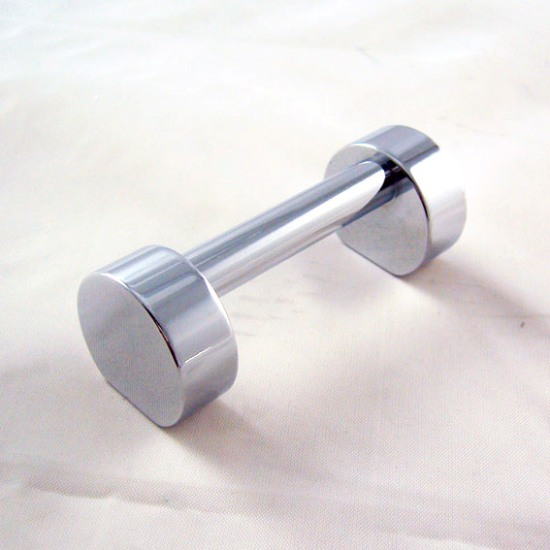 15J) Modern Brass Tube