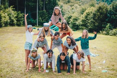 Foto's zomerkampen