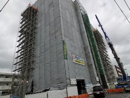 ミルコマンション大里セレーナ 建築日誌