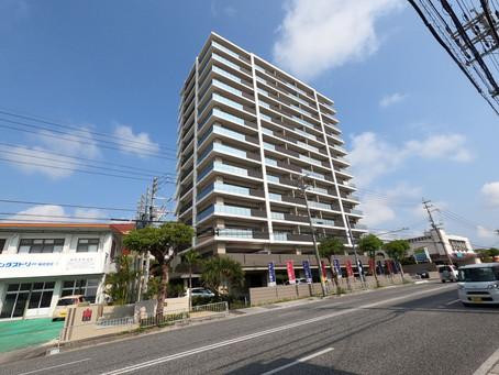 ミルコマンション沖縄市与儀グランパーク外観