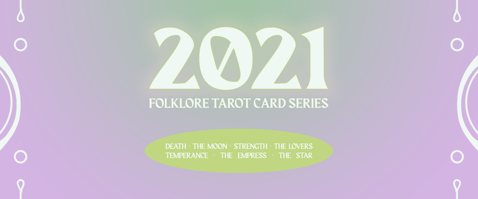 Folklore Tarot Cards: Edition 01
