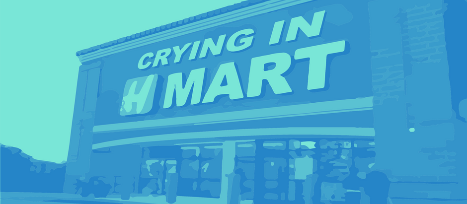 Crying in H Mart: A Book Review