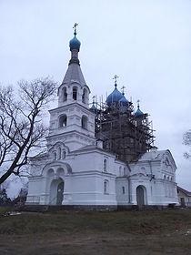 Церковь Апп. Петра и Павла в Ветвенике