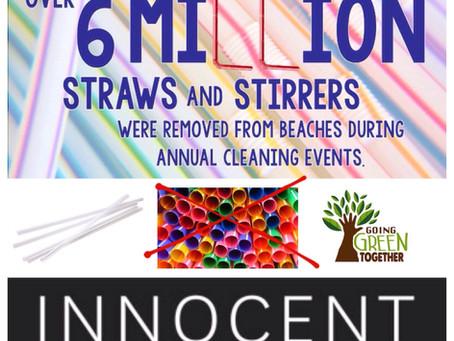 Straws suck