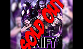 Tickets Sold out for Unify Feb. 23rd Show