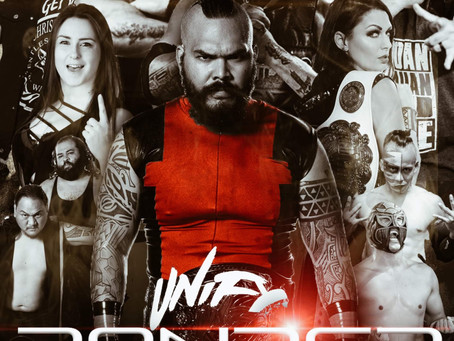 UCE Wrestling Presents Bonded By Battle
