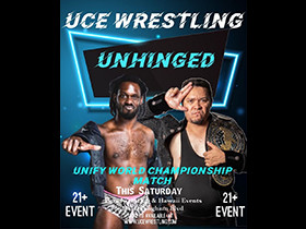Kory Oliver vs Rich Swann at UNHINGED