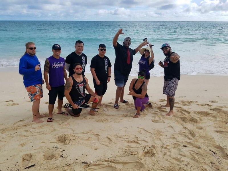 August Beach Clean Up