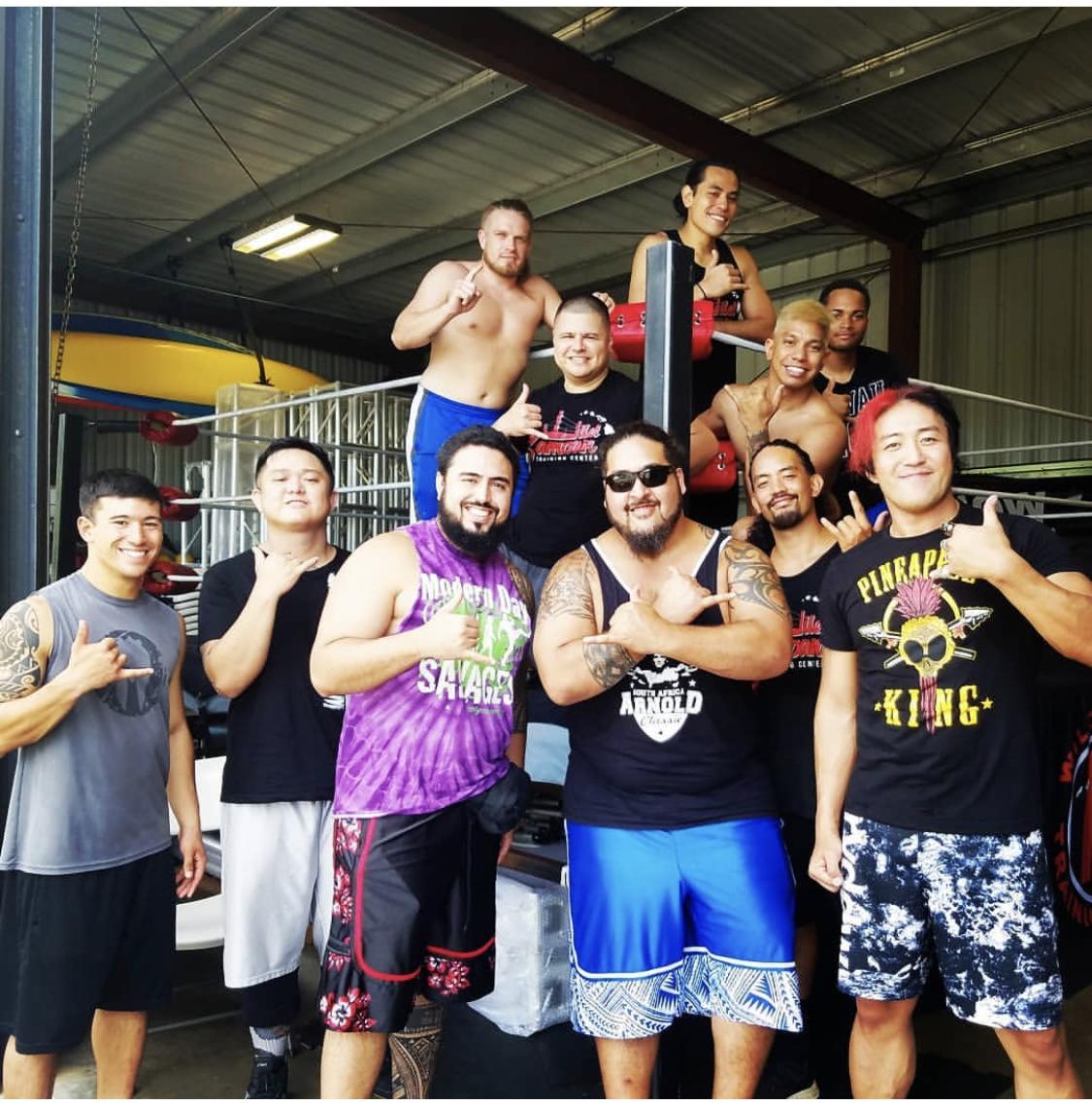 Afa Jr Wrestling Seminar