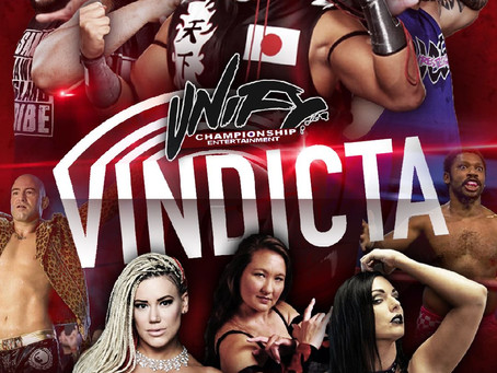 UCE Wrestling Presents Vindicta