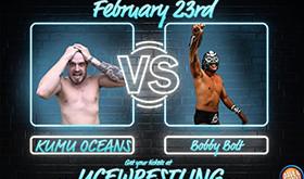 Kumu Oceans vs Bobby Bolt at Unify