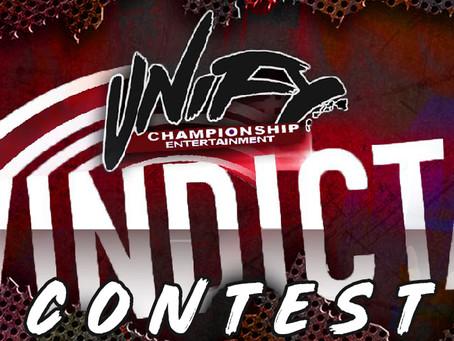 Fan Contest at Vindicta