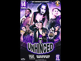 UNHINGED December 14th Show