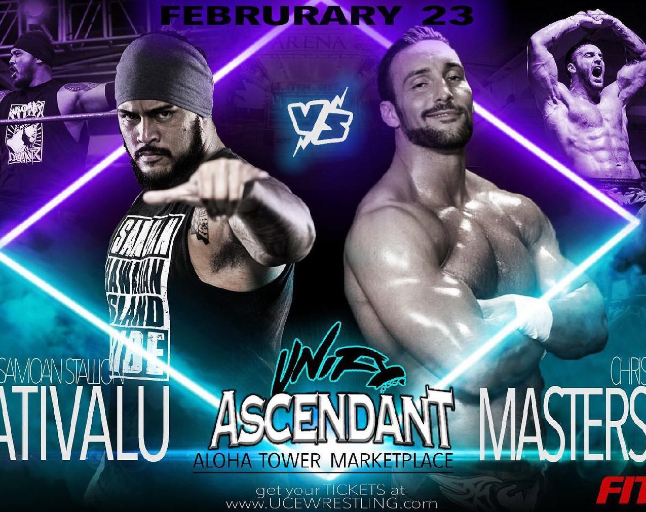 Ascendant - Ativalu vs Chris Masters