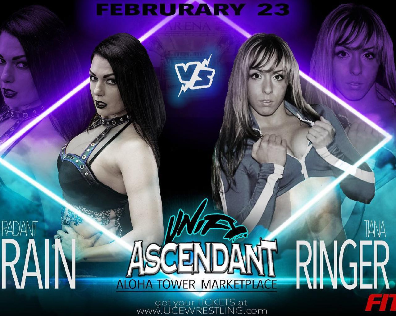 Ascendant - Radiant Rain vs Tiana Ringer