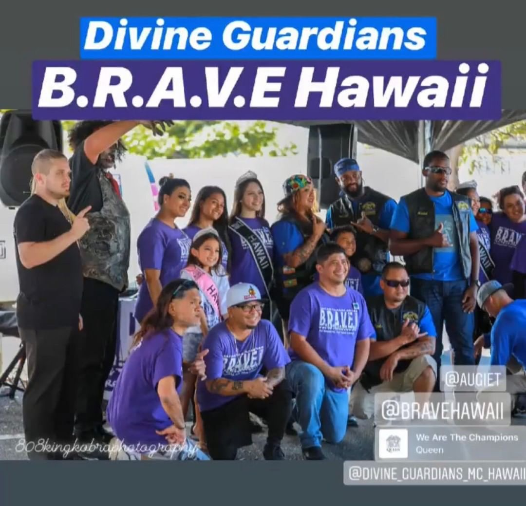 BRAVE Hawaii Riders Against Bullying