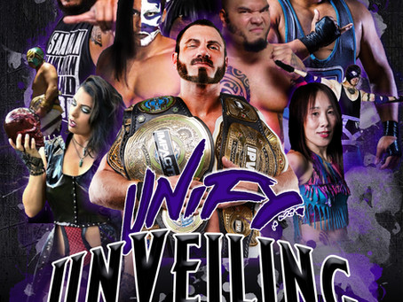 UCE Wrestling Debut Show: Unveiling!