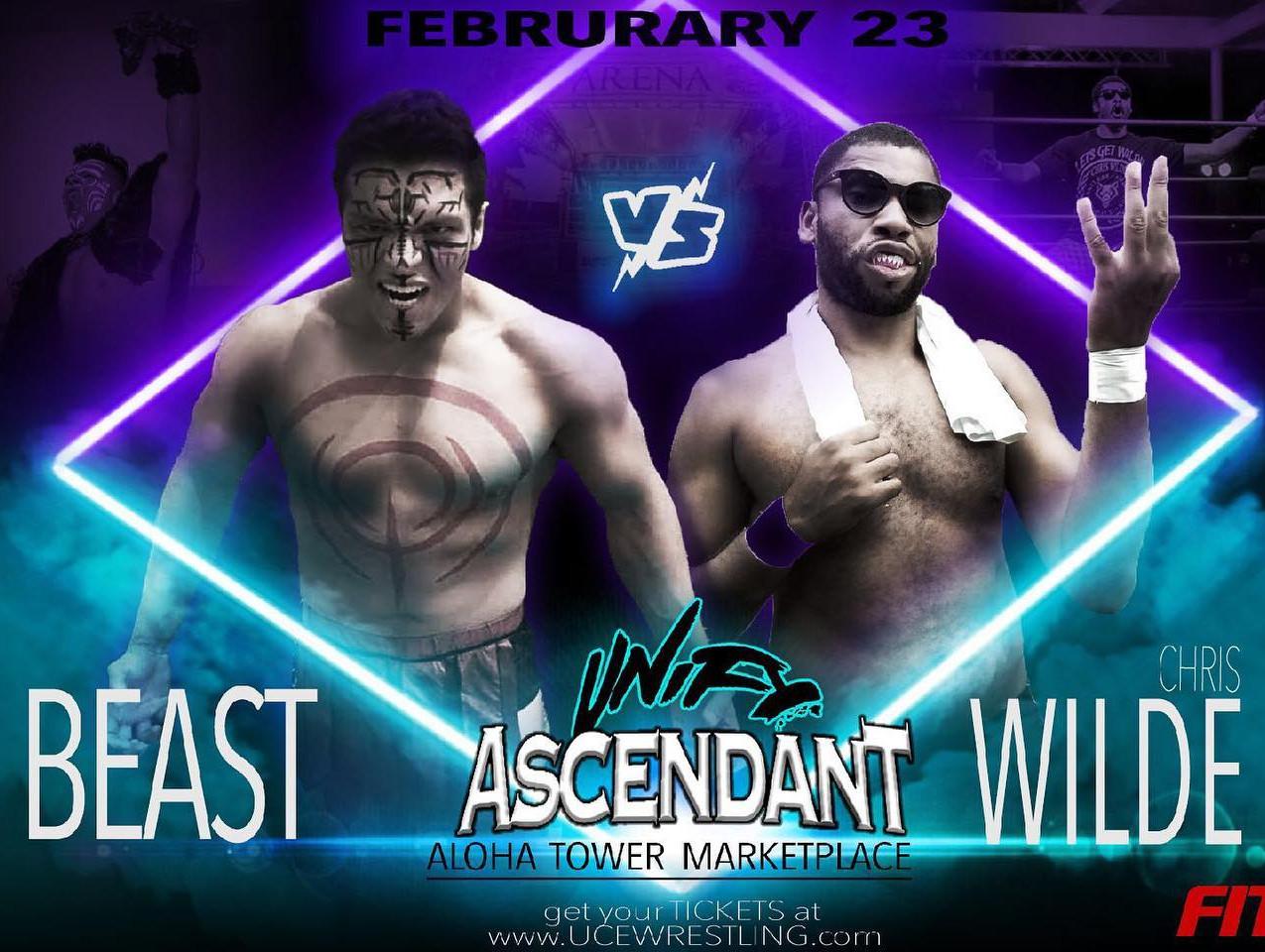 Ascendant - Chris Wilde vs Beast