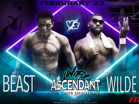 Chris Wilde vs Beast at Ascendant