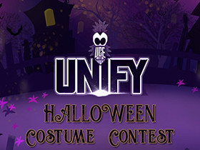 Halloween Costume Contest on Oct 4th
