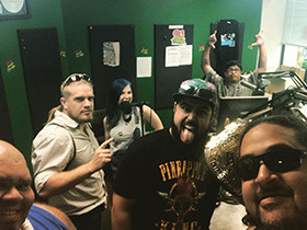 UCE Wrestling on Da Pa'ina Radio Show