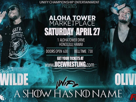 Chris Wilde vs Kory Oliver at A Show Has No Name