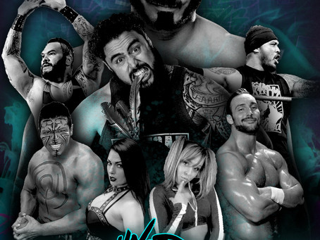UCE Wrestling Presents Ascendant