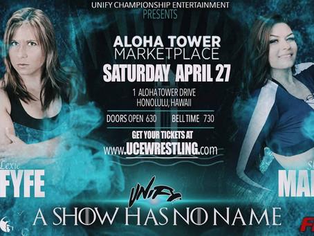 Lexie Fyfe vs Shania Mane at A Show Has No Name