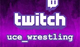 UCE Wrestling Live on TWITCH TV