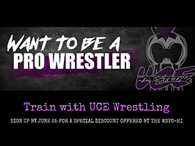 Do You Want To Be a Pro Wrestler?