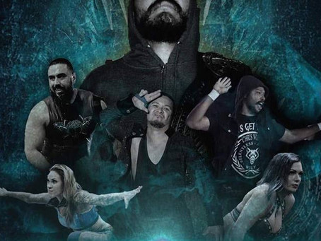 UCE Wrestling Presents A Show Has No Name