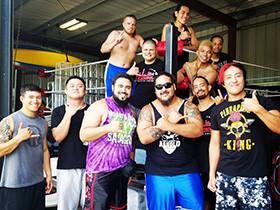 Afa Jr Wrestling Seminar at WSTC: HI