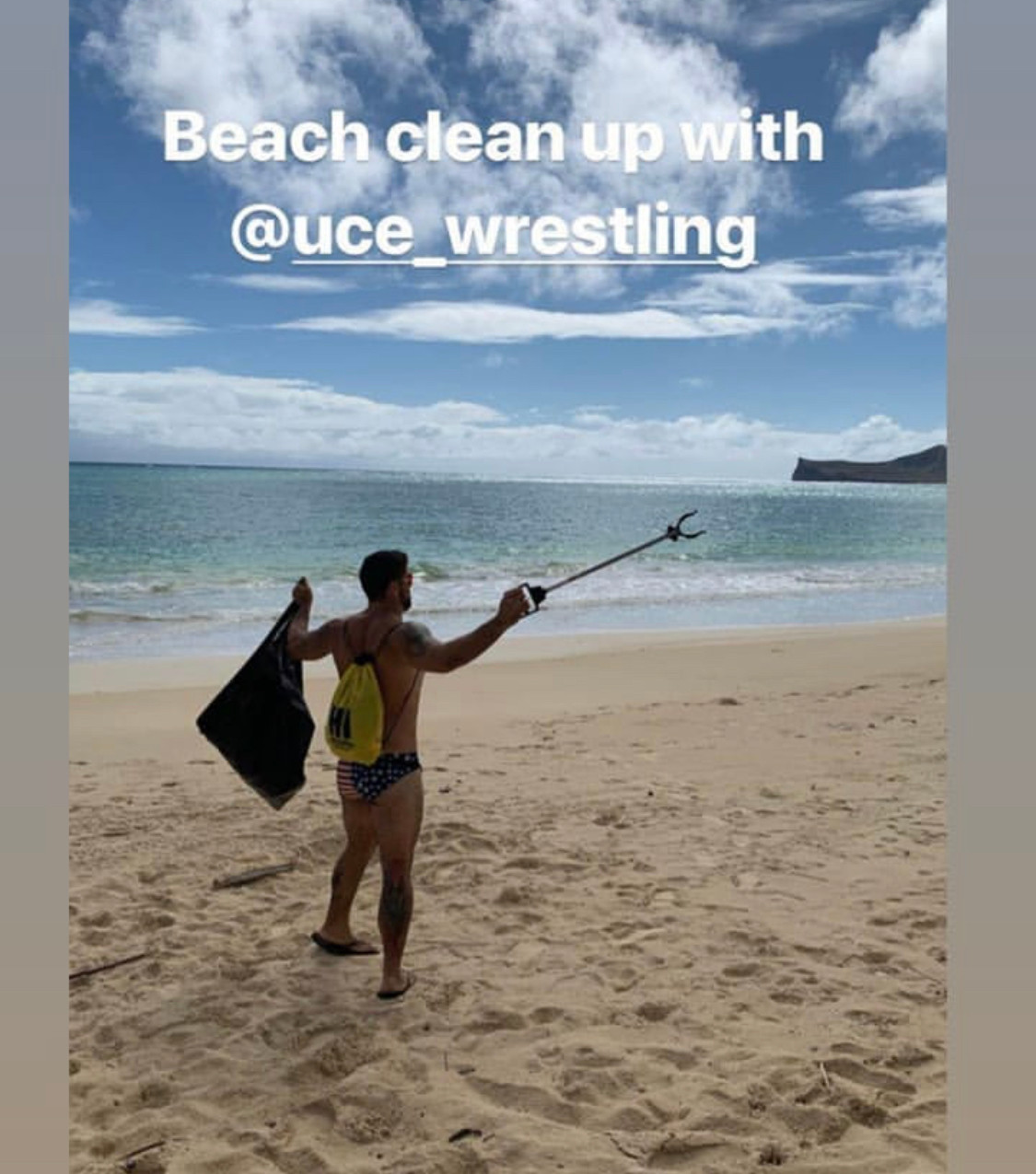 May Beach Clean Up