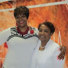 Raneeka Goss & Teresa Johnson