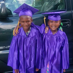 Konnisha's Twins - Graduation