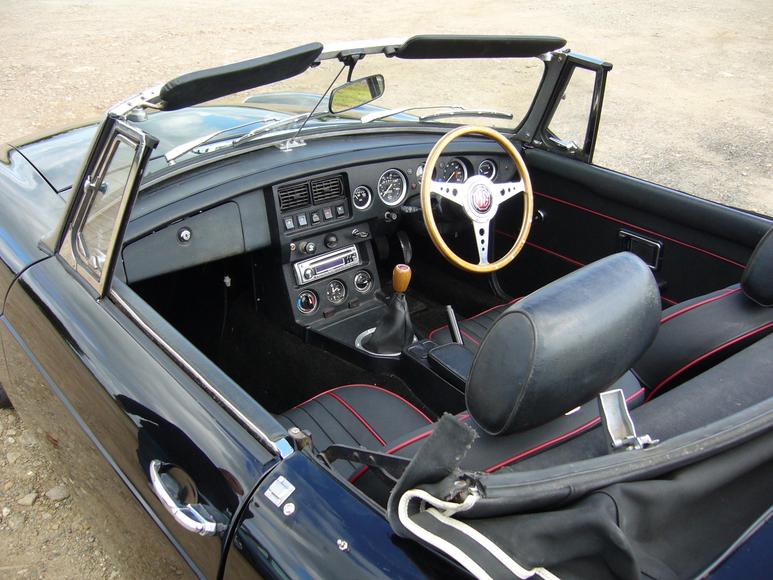 MGB V8 Resto 077