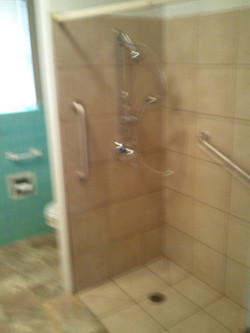After/ Adaptive Aid Shower