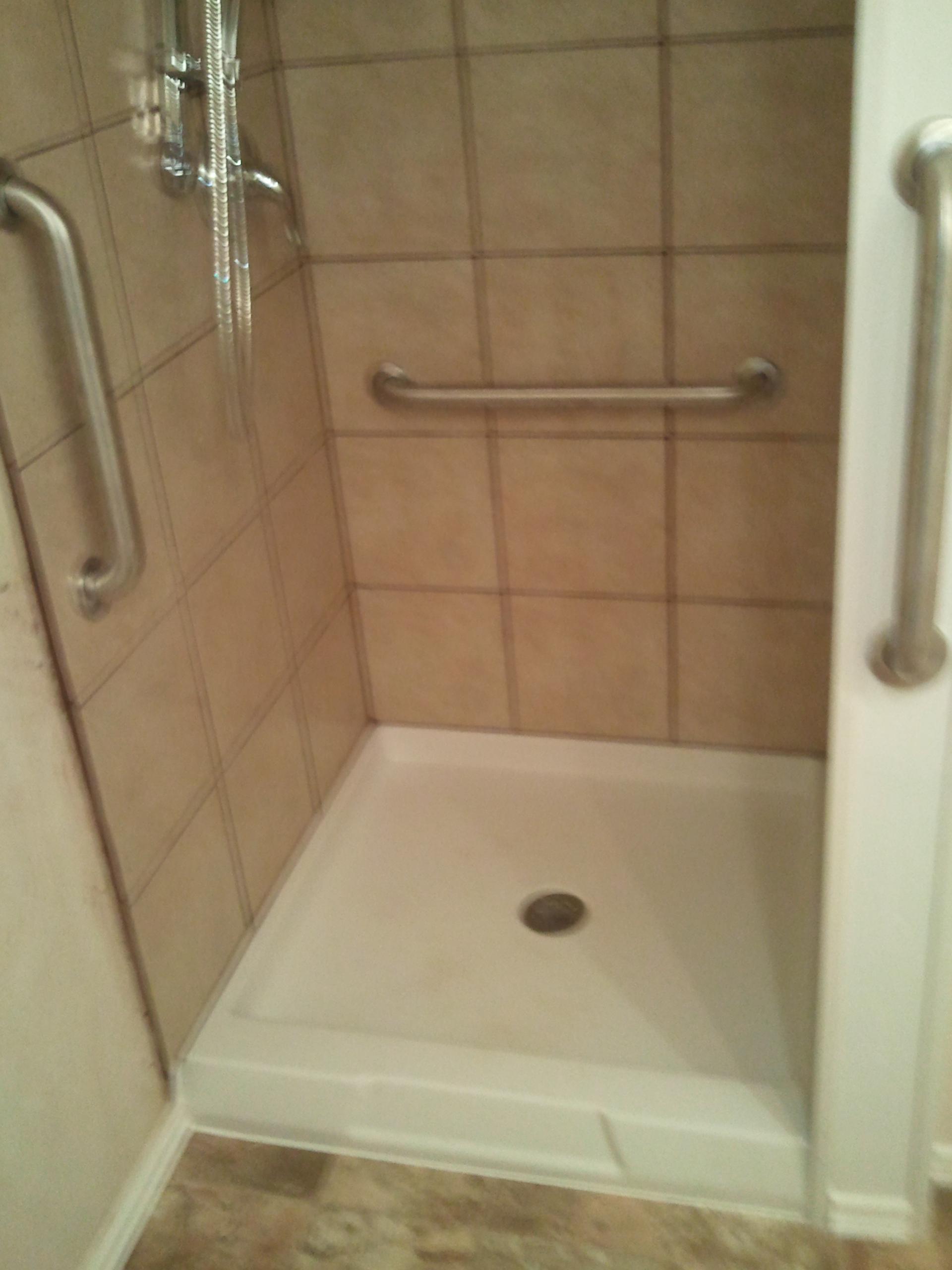 Showerpan / Tub