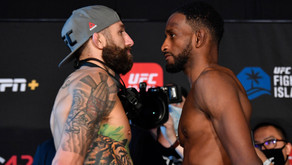 UFC on ESPN 20 Chiesa vs. Magny: Coby's Best Bets