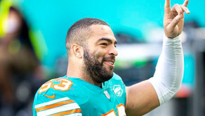 Thank You, Next. KYLE VAN NOY CUT FROM DOLPHINS