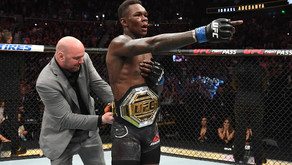 UFC 253 Adesanya vs Costa: Coby's Plays