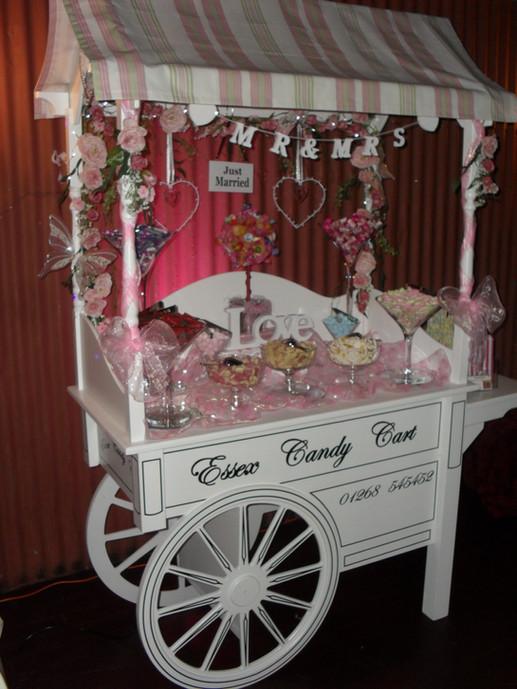 Essex Candy Cart