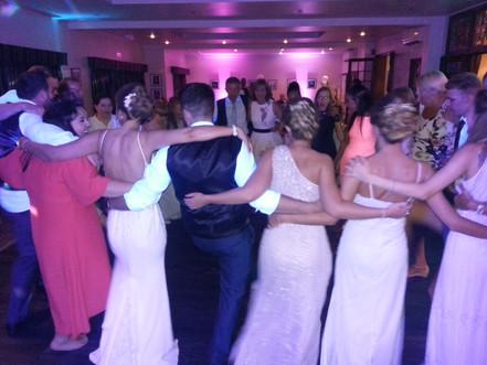Wedding Reception Success