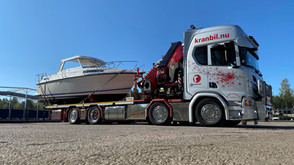 Båttransport