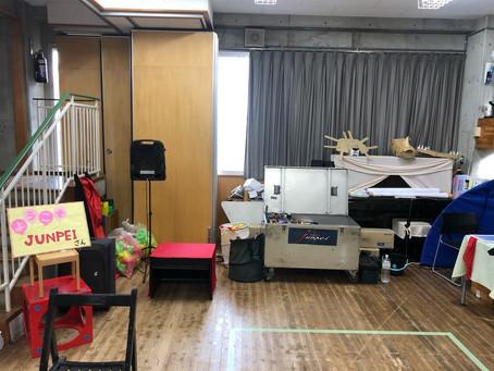 2020年1月26日(日)保育園の新年会にて(愛知県名古屋市)