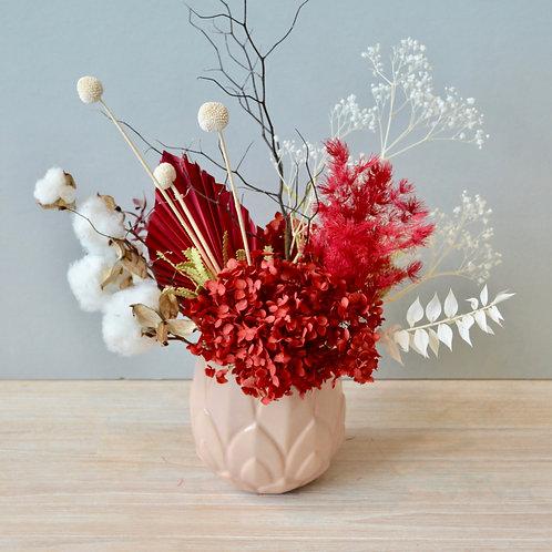 Jingle Bells Vase