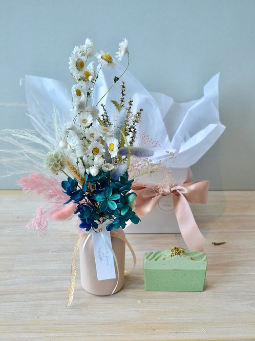 Blooms & Soap Gift Box