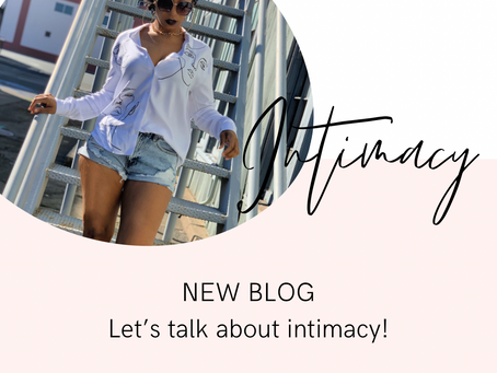 Let's Talk Intimacy